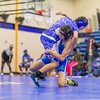 Wrestling Quad at Minneapolis Washburn High School on December 5, 2019: North v Trinity