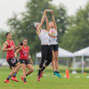 USAU US Open Club Championships - International Club Division, Mixed Division Quarterfinals - San Fransisco Mischief v Philadelphia AMP at National Sports Center in Blaine, Minnesota on August 2, 2019