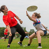 USAU US Open Club Championships - International Club Division, Mixed Division Pool Play - San Francisco Mischief v Seattle Mixtape at National Sports Center in Blaine, Minnesota on August 2, 2019