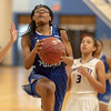 Minneapolis Southwest Lakers at Minneapolis North Polars Girls Basketball on February 18, 2019