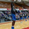 Breck School Mustangs v Minneapolis North Polars Boys Basketball - MSHSL Section 5AA Championship Final