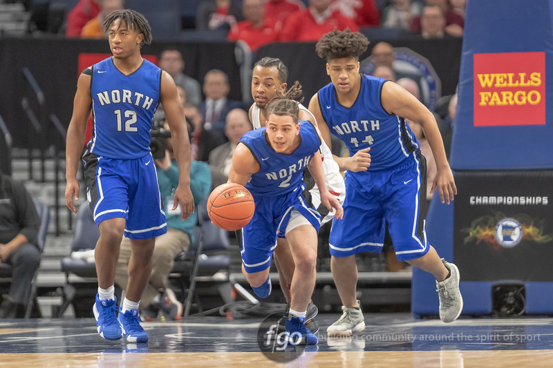 Minnehaha Academy Redhawks v Minneapolis North Polars Boys Basketball - MSHSL Class AA State Championship Final