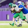 Paynesville Area Bulldogs v Minneapolis North Polars MSHSL Class AA Football Championship Semifinal at US Bank Stadium Garden on November 14, 2019