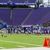 Paynesville Area Bulldogs v Minneapolis North Polars MSHSL Class AA Football Championship Semifinal at US Bank Stadium Garden on November 14, 2019