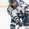 St. Paul v Minneapolis Girls Hockey at Parade Ice Garden on November 21, 2019