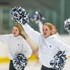 St. Paul v Minneapolis Girls Hockey at Parade Ice Garden on November 21, 2019