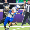 2019 MSHSL Class AA Football Championship Final - Minneapolis North v Caledonia at US Bank Stadium on November 29, 2019