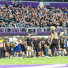 2019 MSHSL Class AA Football Championship Final - Minneapolis North v Caledonia at US Bank Stadium on November 29, 2019