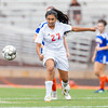 Minneapolis Patrick Henry v Minneapolis Washburn Girls Soccer at Washburn on September 26, 2019