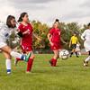 9-27-19 Minneapolis Edison at Minneapolis Patrick Henry Girls Soccer
