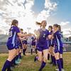 Minneapolis Southwest v Burnsville Blaze Girls Soccer at Minneapolis Southwest on September 3, 2019