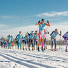 2020 Loppet Festival  Saturday Morning Classic Ski Starts at Bde Maka Ska and Lake of the Isles