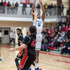 Minneapolis North Polars v Minnehaha Academy Redhawks Boys Basketball at MA