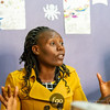 The February 2020 Friends of Ngong Road visit to Ngong Road Children's Foundation started with an introduction meeting to some staff, stduents and guardians.