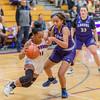 Minneapolis Southwest v Minneapolis Washburn Girls Basketball at Southwest on January 16, 2020
