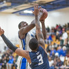 Minneapolis North v Milwaukee Academy of Science Boys Basketball at North on January 4, 2020