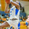 Minneapolis North v Minneapolis Edison Girls Basketball at Edison on January 7, 2020