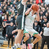Minnesota State High School League Section 5AA Boys Basketball Semifinals at St. Michael Albertville High School - Blake School v Rockford High School