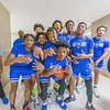 Minnesota State High School League Section 5AA Boys Basketball Semifinals at St. Michael Albertville High School - Minneapolis North Polars v Maranatha Christian Academy