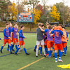Minneapolis South Tigers at Minneapolis Washburn Millers Boys Soccer Section 6AA on October 14, 2020