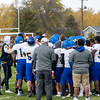 Minneapolis Edison Tommies at Brooklyn Center Centars Football on October 15, 2020