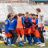 St. Louis Park v. Minneapolis Washburn MSHSL Section 6AA Boys Soccer Semifinals at Washburn on October 21, 2020