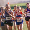 Minneapolis City Conference Cross Country Meet with Edison, Southwest and Washburn at Gale Woods on October 9, 2020