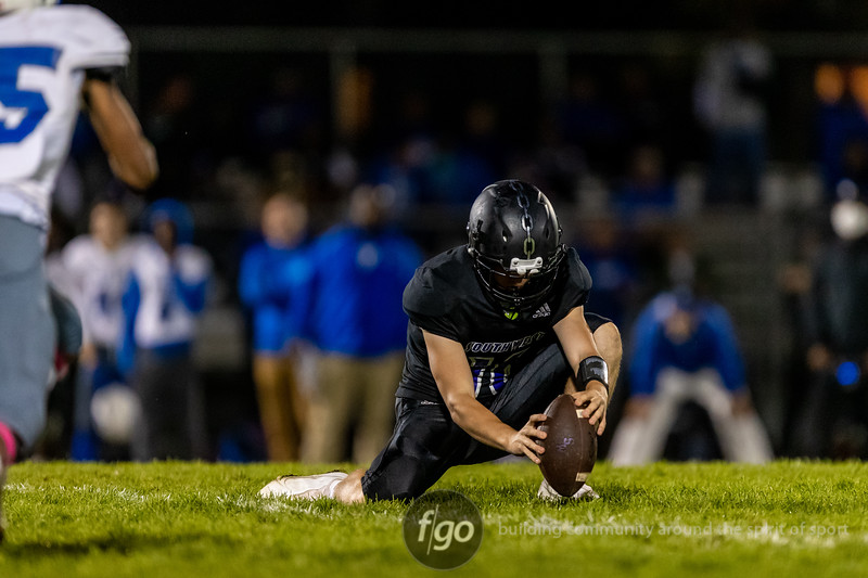 Minneapolis North v Minneapolis Southwest Football at Southwest High School on October 8, 2021