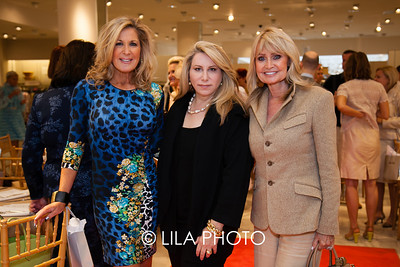 Beth Pine, Melissa Parker, Sonja Stevens