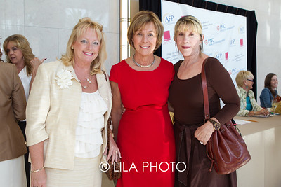 Pam Dyer, Jan Speed, Louise Sacco
