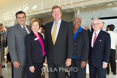 Chris Kelly, Sue Hutcheon, Jack Lansing, Cinthia Becton, Don Strange