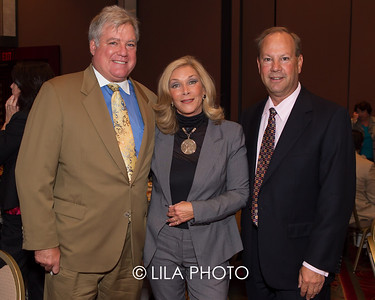 Stan Klett, Kathy Adams, Dave Donten