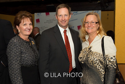 Connie Frankino, Vaughn Yeager, Robin Standlee