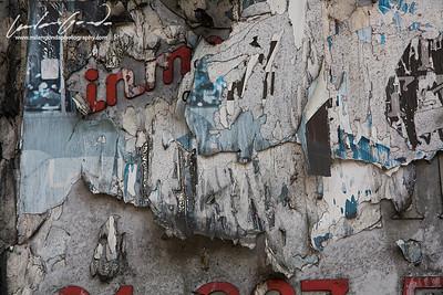 wall, london