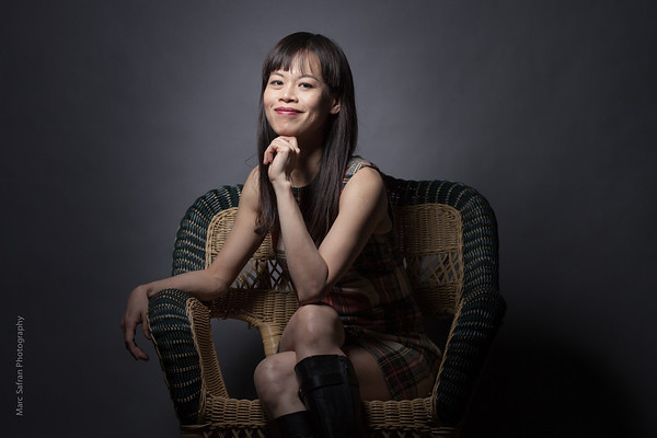 Rachel Lu  - Actor