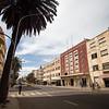 Italian Art Deco Impero Cinema on Harnet Ave in Asmara, Eritrea.