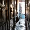Back alleyways of the market in the town of Keren in northern Eritrea.