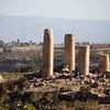 A ruined temple on the Qohaito historic site in southern Eritrea.