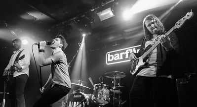 Albany Down @ The Barfly 15/11/14