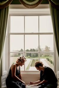 Alyson and Rob Stubton Hall Wedding-13