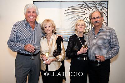 Lawrence & Beverly Fein, Tona & Bernie Abrams