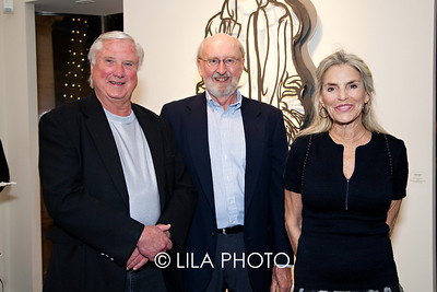 Hal Buckner, Jack Elzinga, Dorothy Lichtenstein