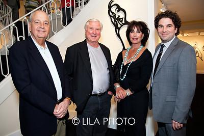 Marc Borak, Hal Buckner, Phyllis Borak, Ryan Ross