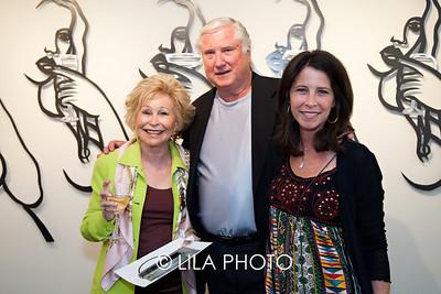 Judy Michnoff, Hal Buckner, Dana Loewenstein