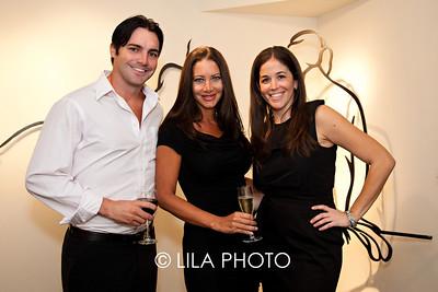 Chris & Christy Muneio, Dara Ross
