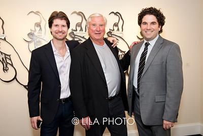 Troy Buckner, Hal Buckner, Ryan Ross