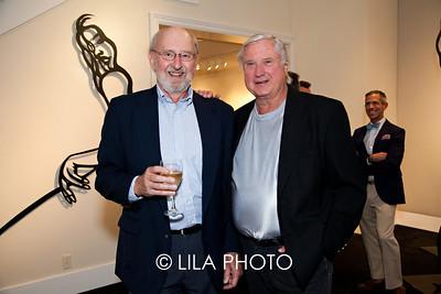 Jack Elzinga, Hal Buckner