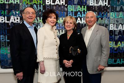 Larry & Cynthia Goldam, Vicki Prell, Gene Rosensweet