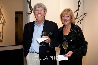 Dr. Bob McHugh, Dr. Joan Gillespie