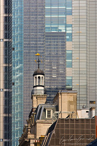 heron tower, london, uk